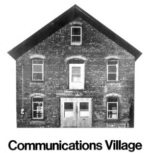 wigfall_communications_villag_poster