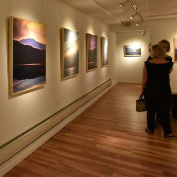 ARTBAR Gallery - Photo by Kevin Godbey