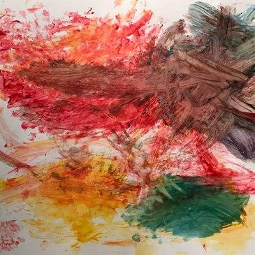 Color Cloud by Jesse