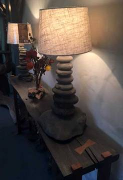 Lamp – Tyler Borchert, StoneStyling