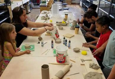 kingston-ceramics-studio-clay-day