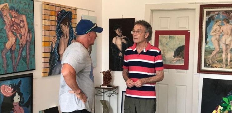 Norman-Darvie-Hone-St-Studio-Gallery