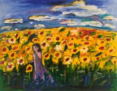 Strolling-in-the-Sunflowers-by-Stacie-Flint