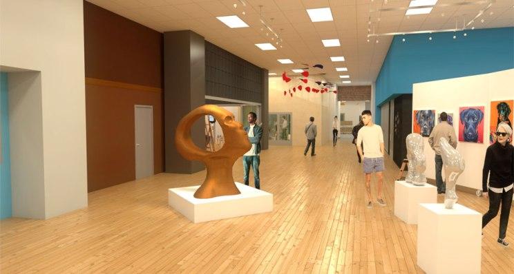 Cornell Creative Arts Center