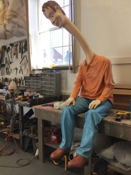 Hans van Meeuwen studio 1