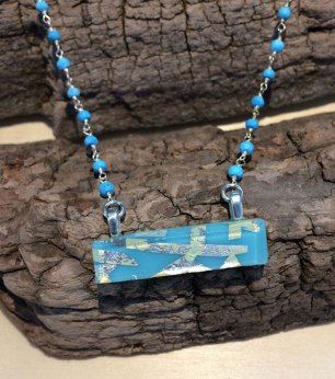 Sara-Beames-Turquoise-Bar-Necklace-Gem-Chain